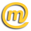 mad media worker Logo